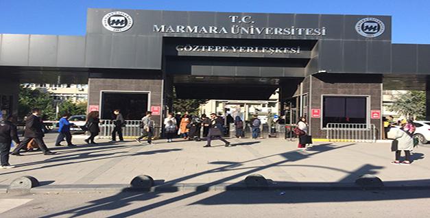 Marmara Üniversitesi Koruma ve Güvenlik Şube Müdürlüğü